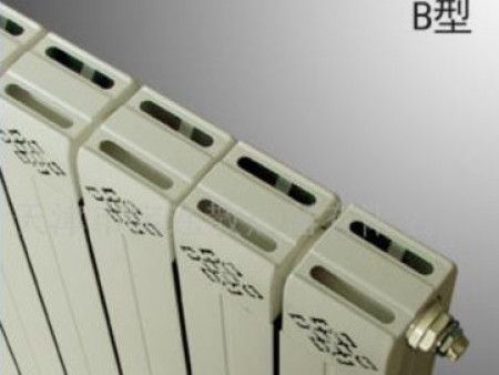 GL606钢铝复合散热器