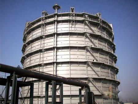 聚氨酯聚乙烯煤气柜专用涂料