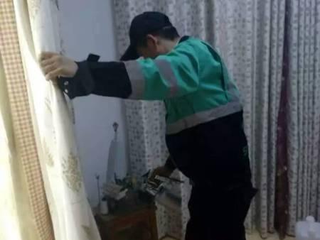 歐亞達窗簾軟包設計除甲醛施工