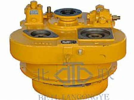 YJ265液力亿博电竞/ZL15B1F动力换档变速箱