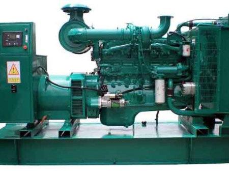 底座油箱发电机组