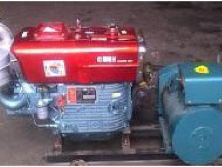单缸发电机组