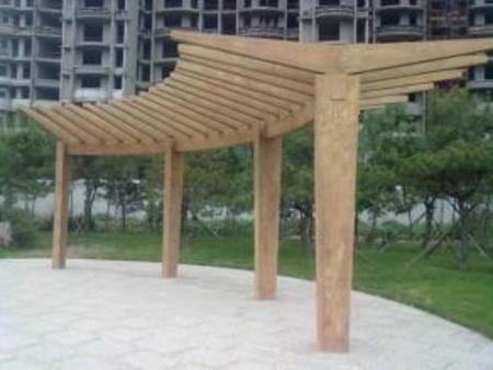 烟台水泥仿木工程|烟台水泥仿木工程哪家好——烟台景观园林工程有限公司