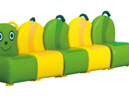 西安碧海彩立方注册教学设备有限公司-沙发座椅系列