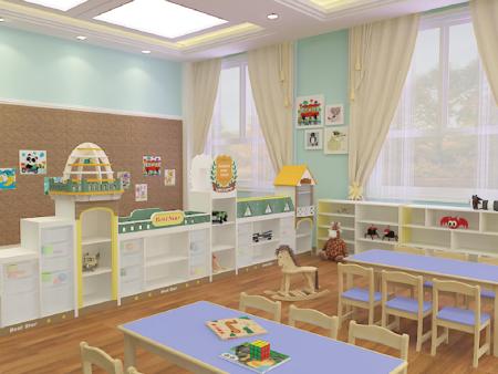 西安碧海彩立方注册教学设备有限公司-学前儿童室内综合装备