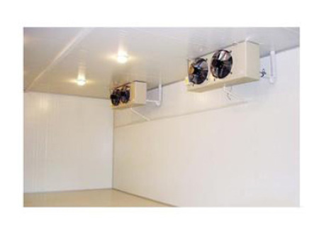 蘭州冷庫安裝—關于物品的預冷問題
