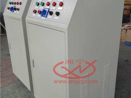30KW中频感应轴承内套加热设备