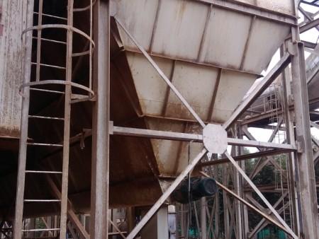 木板粉尘处理工程案例