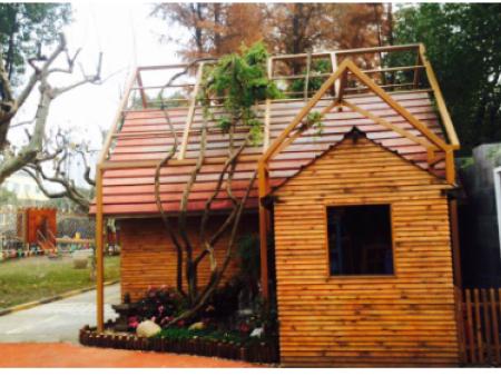 西安碧海彩立方注册教学设备有限公司-户外小木屋