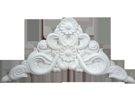 角花-石膏