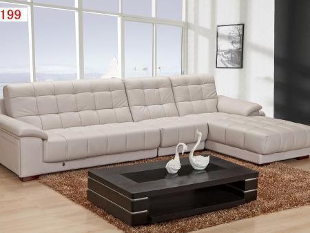孺牛真皮sofa