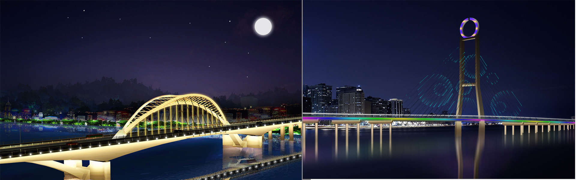 西安桥梁亮化工程  西安桥梁亮化工程照明  西安桥梁亮化工程设计 西安亮化工程设计公司  西安桥梁亮化工程夜景   西安桥梁亮化工程效果图  西安桥梁亮化工程灯