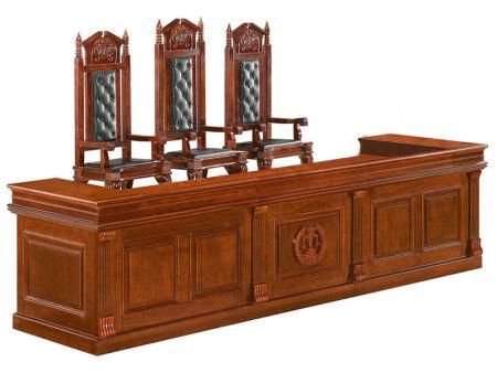 评审法官台