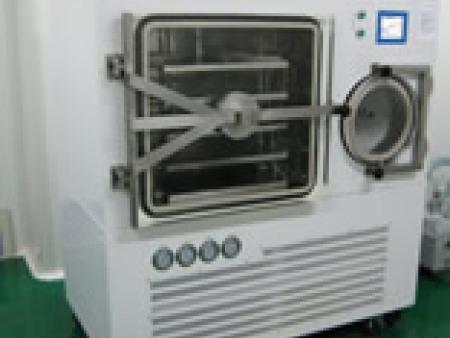 LGJ-50FT(硅油加热)压盖型冻干机 冷冻干燥机