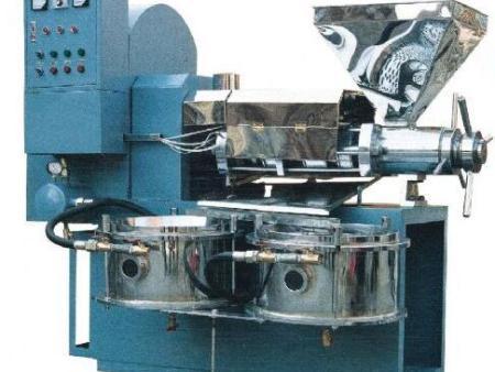 大豆榨油机设备的特点要了解