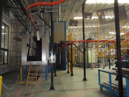 粉末静电表面喷涂工艺及其效益分析