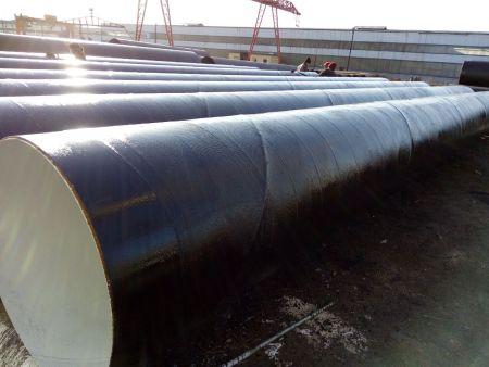 """""""多管齐下""""推动环氧煤沥青防腐钢管的发展"""