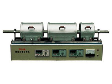 TQ-3碳氢元素分析仪