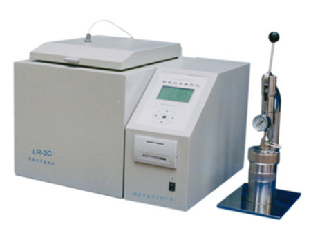 SHLR-3C量热仪