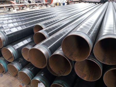 3PE防腐钢管施工注意事项