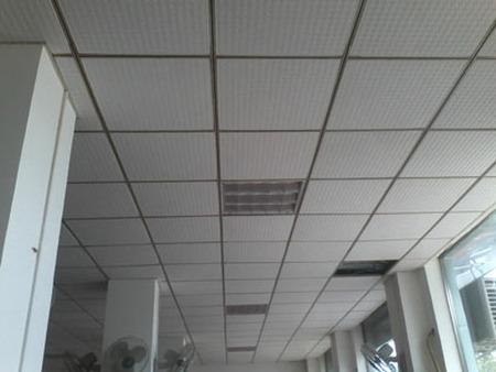 矿棉天花板