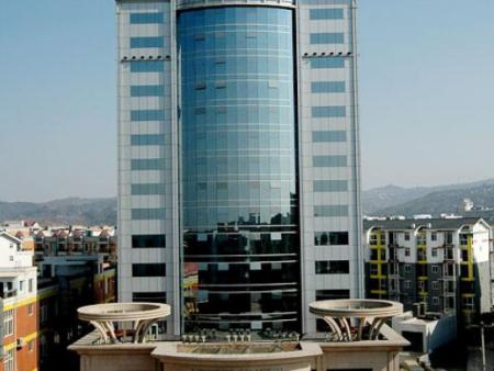 川威集团技术中心办公大楼