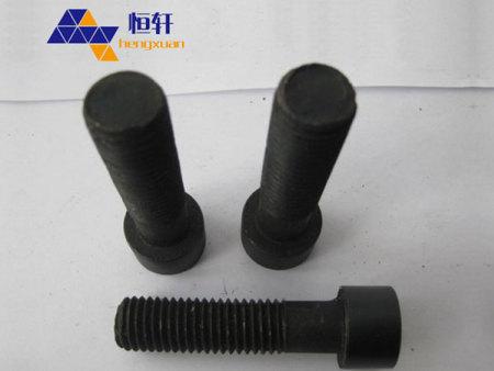 8.8级内六角螺栓 全扣 发黑 规格18X70 GB70 厂家直销 价格便宜