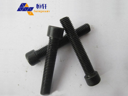 8.8级内六角螺栓 全螺纹 发黑 规格10X60 厂家直销 价格便宜