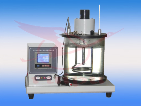 RP-265B石油產品運動粘度測定器(帶定時)