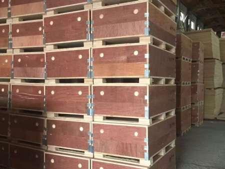 兰州木质包装箱