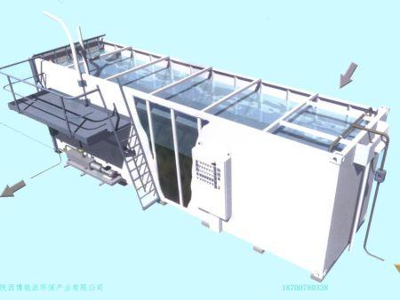 校園污水處理系統