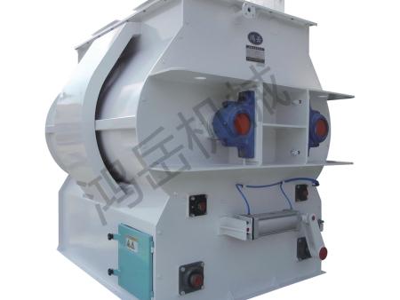 SSHJ系列双轴高效混合机  SSHJ Series Double Shaft High Efficiency Mixer
