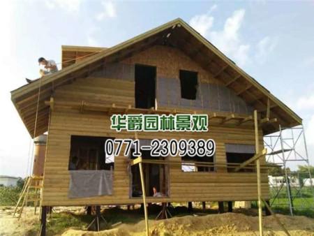 木屋木结构