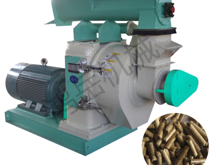 MZLH木屑制粒机 MZLH Wood Pellet Mill