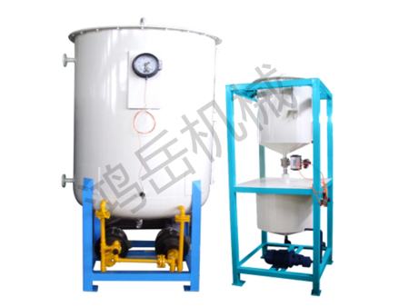 SYTV秤重式油脂添加机    SYTV Weighing Type Oil Adding Machine