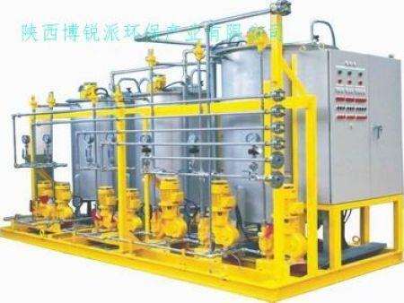 磷酸亞鐵鍍膜加藥裝置