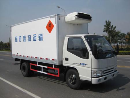 江铃医疗废物运输车4x2