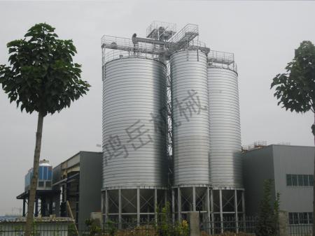 钢板筒仓 Steel silo