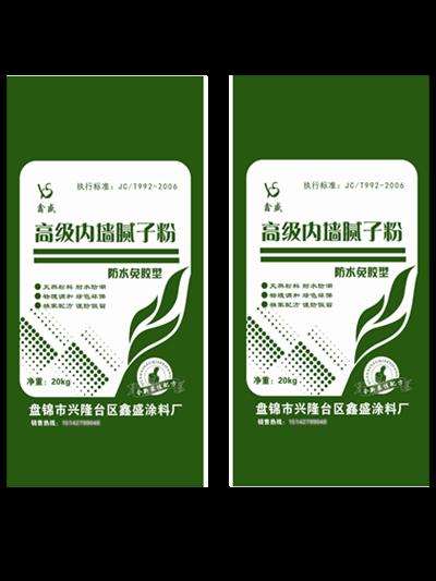 遼寧聚丙烯膩子粉編織袋