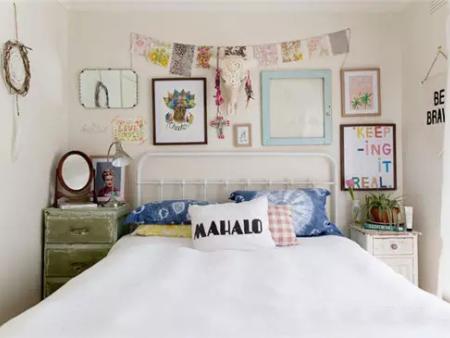 明亮粉嫩 两室一厅的少女系公寓设计