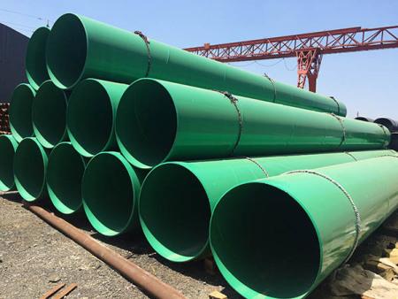 热熔型环氧粉末防腐钢管