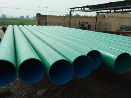 内外环氧树脂粉末防腐钢管