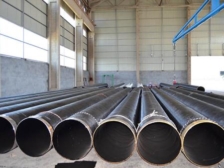 三布两油环氧煤沥青防腐钢管