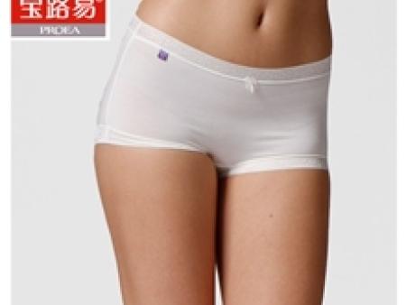 【莫代尔】女士平角内裤【宝路易正品】时尚简约0703