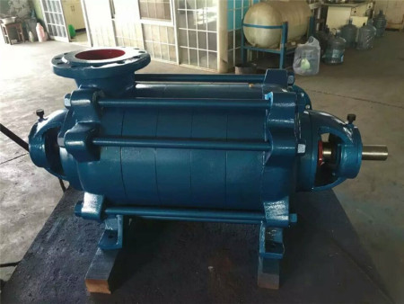 卧式多级泵