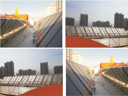 太阳能光热供暖装备