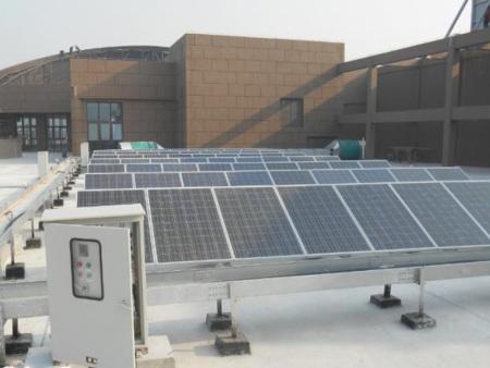 太阳能光热污水预热处置装备