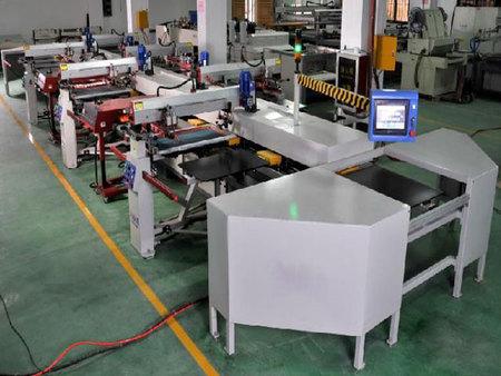 丝网印刷机械