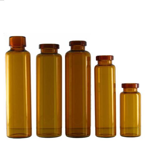 生产过程中,什么影响了棕色口服液瓶的光洁度?