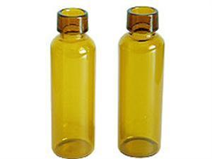 棕色口服液瓶瓶底的数字代表着什么?